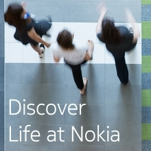 Life at Nokia